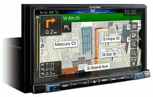 "Alpine INE-W987HD 7"" Digital Media CarPlay Android Navigation GPS Car Receiver"