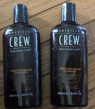 Lot Of 2 American Crew Precision Blend Shampoo 8.4 oz