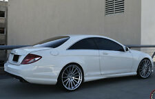 "20"" RF15 Road Force Wheels For Mercedes CL500 550 600 20x8.5 / 20x10 5X112 Rims"