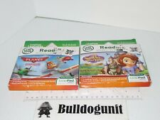 Lot of 2 Leapfrog Disney Reading Pixar Planes Sofia The First Leappad Storybook