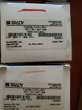 Brady Ptl 21 427 Red Labels For Tls2200 New