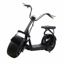 2017 YIDE TOP 1 Selling Big Tire Harley Electric Scooter 1000w citycoco for EU M