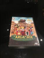 Il Arca De Noe DVD Che Arriva Il Flood Cartoni