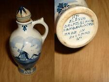 1 Pot à Huile - Ceramique Delfts Blauw Elesva -