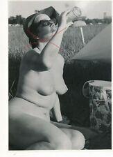 Nr,33166 Foto schöne  Frau  Busen Erotik  12,5  x 19 cm  um 1960