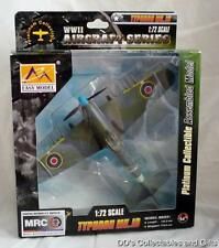1:72 scale Typhoon MK.1B Platinum Collectible Model Plane WWII Aircraft Series