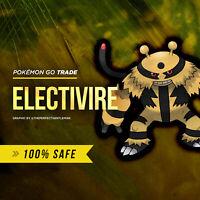 Trade Electivire - Pokemon Electivire GO - 2600+CP - Fast & Safe!