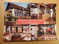AK alte Ansichtskarte Hohensteiner Hof Burg Hohenstein bei Hersbruck Felsburg