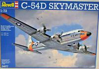 Revell 04877  C-54 D SKYMASTER     US AIR FORCE     1: 72               NEU&OVP