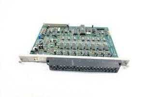 Siemens 505-6208A 8 Channel Analog Output Module