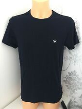 EMPORIO ARMANI Marine Blue/Red 2 Pack Tees Size XL. BNIB WITH TAGS