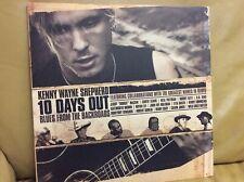 Kenny Wayne Shepherd 10 Days Out SUPER RARE Vinyl 2 LP Record set *Blues* NM