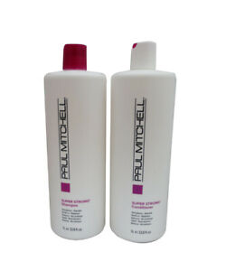 Paul Mitchell  Super Strong Daily Shampoo and Conditioner Duo 33.8 oz