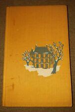 Geheimnis um ein verborgenes Zimmer - Enid Blyton - gelber Leineneinband - 1962