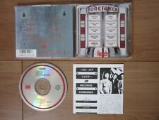 Foreigner Records JAPAN 1st Press 1986 32XD-440