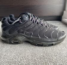 Nike Air Max Plus TN Black 655020-001 UK 9