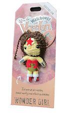 Watchover Voodoo Puppe Wonder Girl - Schlüsselanhänger - Glücksbringer -neu!