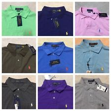 mens polo ralph lauren knit classic fit polo shirts