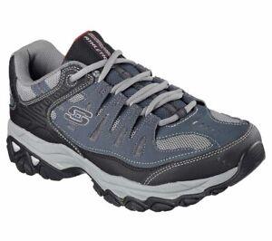 Skechers Men's After Burn Memory Fit  Memory Foam Lightweight Shoes 50125