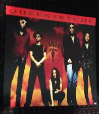 Queensryche 24x24 record store display promo poster 2sided Emi Geoff Tate Metal