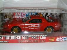 1/18 PONTIAC FIREBIRD GTA 1987 TALLADEGA 500 PACE CAR `NASCAR`, GREENLIGHT
