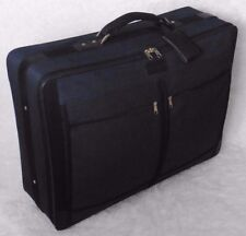 Genuine Mercedes-Benz Suitcase Bag Amg Leather Luggage Classic SL
