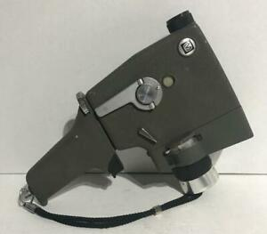8MM Mansfield Holiday CE-1 Zoom EE Automatic/Windup Movie Camera, circa 1960s