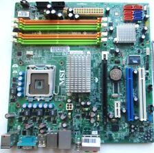 Medion MSI MS-7502, 775, Intel G33, FSB 1333, DDR2 800, 1394, SPDIF, SATA, LAN
