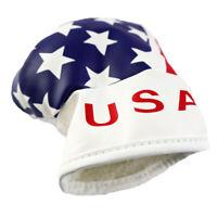 Golf Club Headcover 460cc PU Leather Boxing Glove Golf Cover Accessories