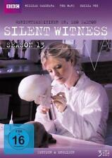 3 DVD-Box Silent Witness:Gerichtsmediziner Dr. Leo Dalton - Staffel 13+ovp+