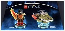Lego Dimensions - Fun-pack - Cragger - Zubehör Warner Bros. Interactive Ent NEW