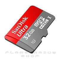 SanDisk 32GB Ultra 320 ESPAÑA Class 10 Micro SD SDHC tarjeta de memoria