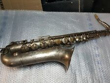 1960 BUESCHER S 40 TENOR SAX / SAXOPHONE - made in USA