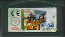 - Hugo 2in1 Game Boy Advance (SP, DS, DS lite) - BON -