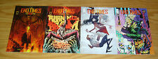 End Times of Bram and Ben #1-4 Vf/Nm complete series - james asmus rem broo 2 3