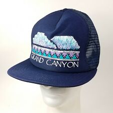 Vintage Grand Canyon Hat Made In Usa New Old Stock Nos Tribal Souvenir