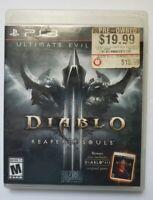 Diablo III: Reaper of Souls Ultimate Evil Edition (PS3)