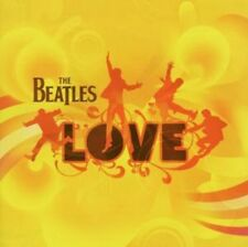 THE BEATLES / LOVE (YELLOW LABEL) * NEW CD * NEU