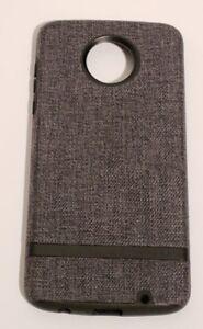 Incipio Esquire Series Case For Motorola Moto Z2 - Carnaby Grey