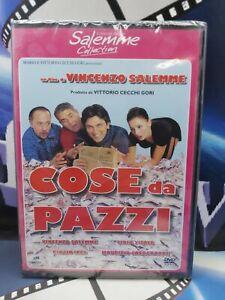 COSE DA PAZZI - Nuovo!!EDITORIALE*DVD