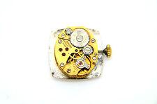 Enicar Handaufzug Uhrwerk - Kaliber AR 678 inkl. Krone, Zifferblatt und Zeiger