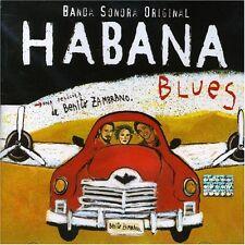 B.O.S.E. - Habana Blues (Original Soundtrack) [New CD]