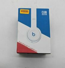 Beats Solo 3 Wireless White Club Collection Headphones - SH2828