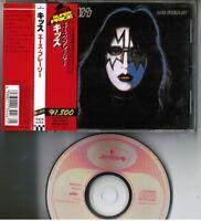 KISS ACE FREHLEY JAPAN CD PHCR-4254 w/OBI 1994 Mercury Classics Super Price