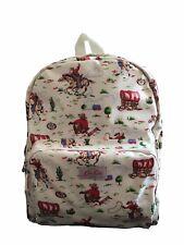 Cath Kidston Kids Backpack/Rucksack Mini Cowboy Old White - CHRISTMAS GIFT