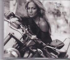 Jennifer Lopez-I m Real cd maxi single