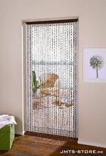 Bambus Türvorhang Fadenvorhang Raumteiler Tür Vorhang Insektenschutz  Raum