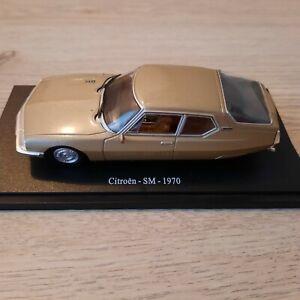 Citroen sm 1/43 - 1970