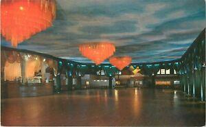"Beautiful Alhambra Ballroom Postcard 3.5"" x 5.5"" Crescent Park Riverside RI"