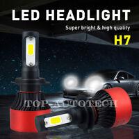 2x H3 H4 H7 H11 H13 9005 9006 6000LM LED HEADLIGHT COB BULBS HIGH LOW 6000K G9E1